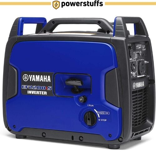 Yamaha EF2200iS 2200 Watts Inverter Generator Blue