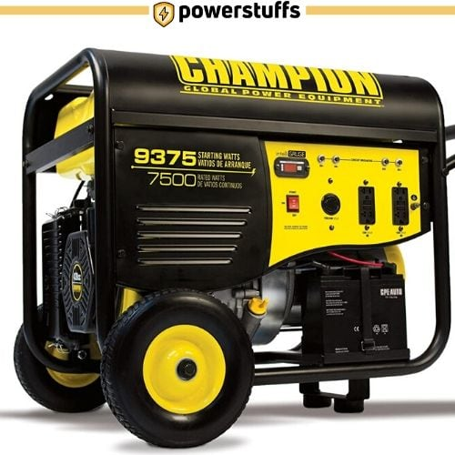 Champion 7500 Watt Portable Generator