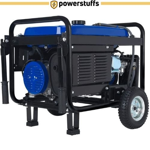 Duromax XP5500EH Dual Fuel Portable Generator Engine Review