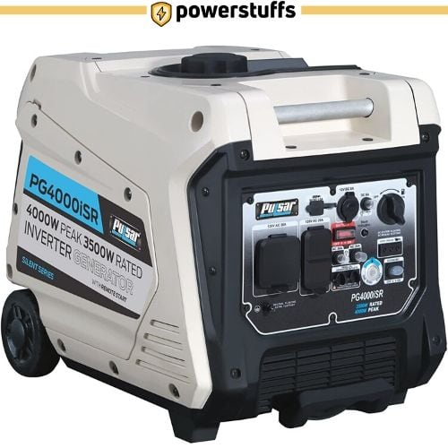 Pulsar PG4000iSR 4,000W Portable Inverter Generator