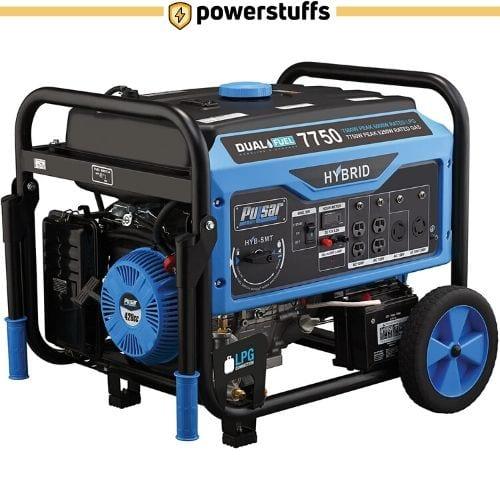 Pulsar 7 PG7750B 750W Portable Generator