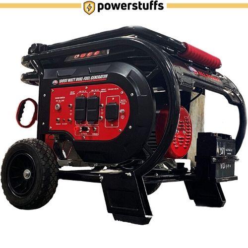 All Power America G10000EGL Heavy Duty Portable Generator