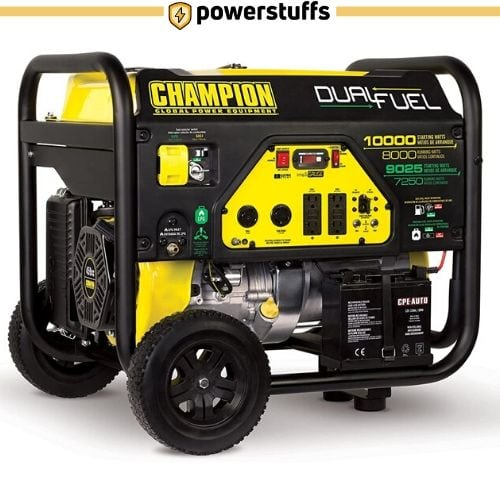 Champion 100297 8000 Watt Portable Generator