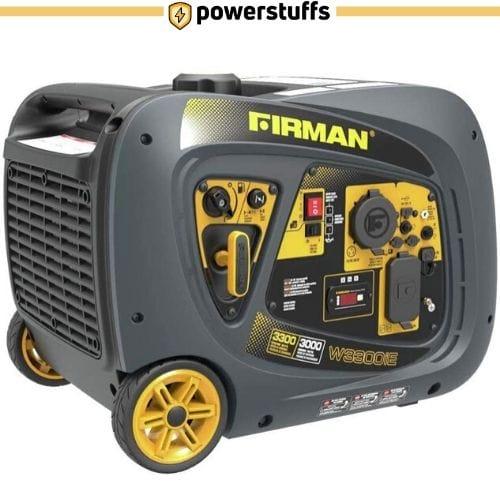 Firman W03082 3000-Watt Portable Generator