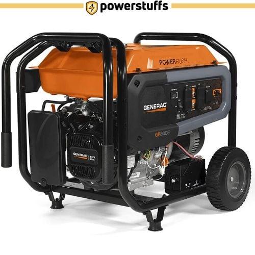 Generac 6954 GP8000E Portable Generator
