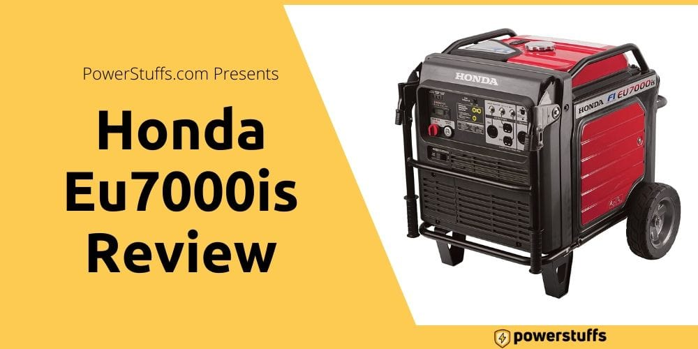 Honda EU7000is Review