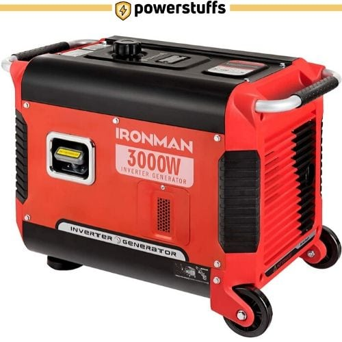 Ironman 3000W Inverter Generator Portable