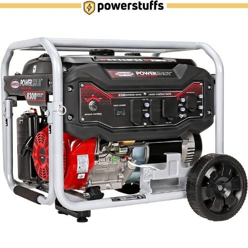 SIMPSON Cleaning SPG8310E Portable Gas Generator