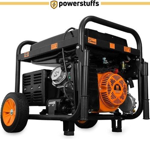 WEN 11000 Watt Dual Fuel Generator Engine Review