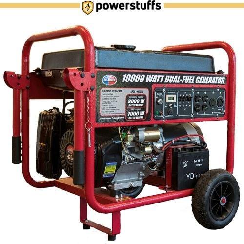 All Power America Generator APGG10000GL 8000 Watt Generator