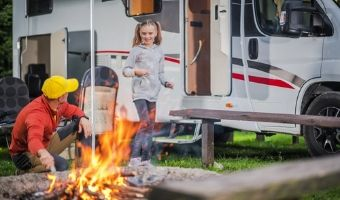 Camping And RV Generator
