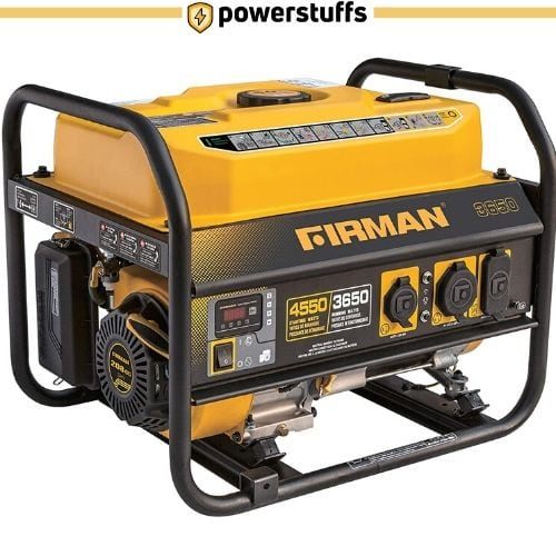 Firman P03607 Gas Portable Generator CARB Certified