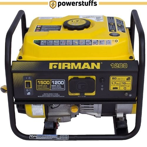 Firman P01201 1500 Watt Performance Generator