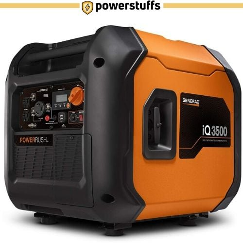 Generac 7127 iQ3500 Portable Inverter Generator