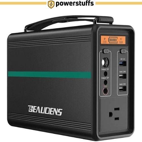 BEAUDENS Portable Solar Generator