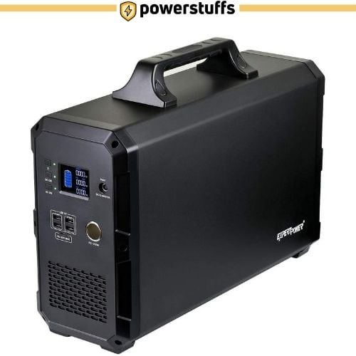 ExpertPower Alpha 2400 Lithium Portable Solar Generator