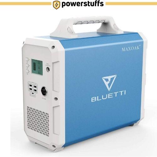 Maxoak Bluetti EB150 Portable Solar Generator