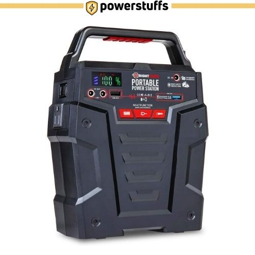 RightHand Portable Power Station 155Wh Gas Free Generator