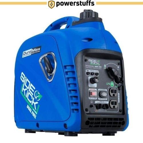 DuroMax XP2000EH Dual Fuel Inverter Generator