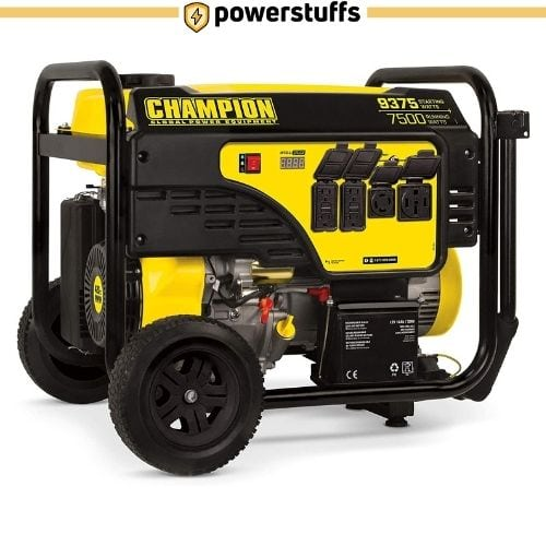 Champion 7500-Watt Portable Generator