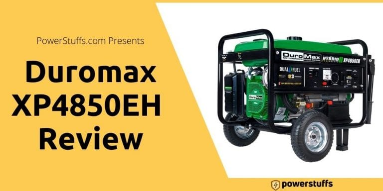Duromax XP4850EH Review – Hybrid Portable Dual Fuel Generator