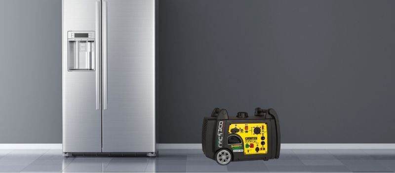 Wattage of Generator to Run a Refrigerator
