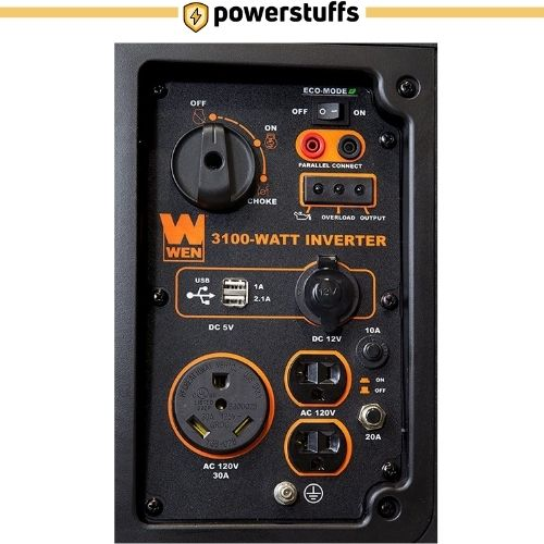WEN 56310i RV Ready Generator Outlet Review