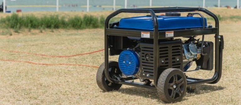 How to Connect a Portable Generator to House?
